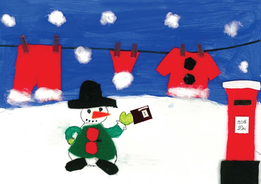 School Fundraiser at Christmas