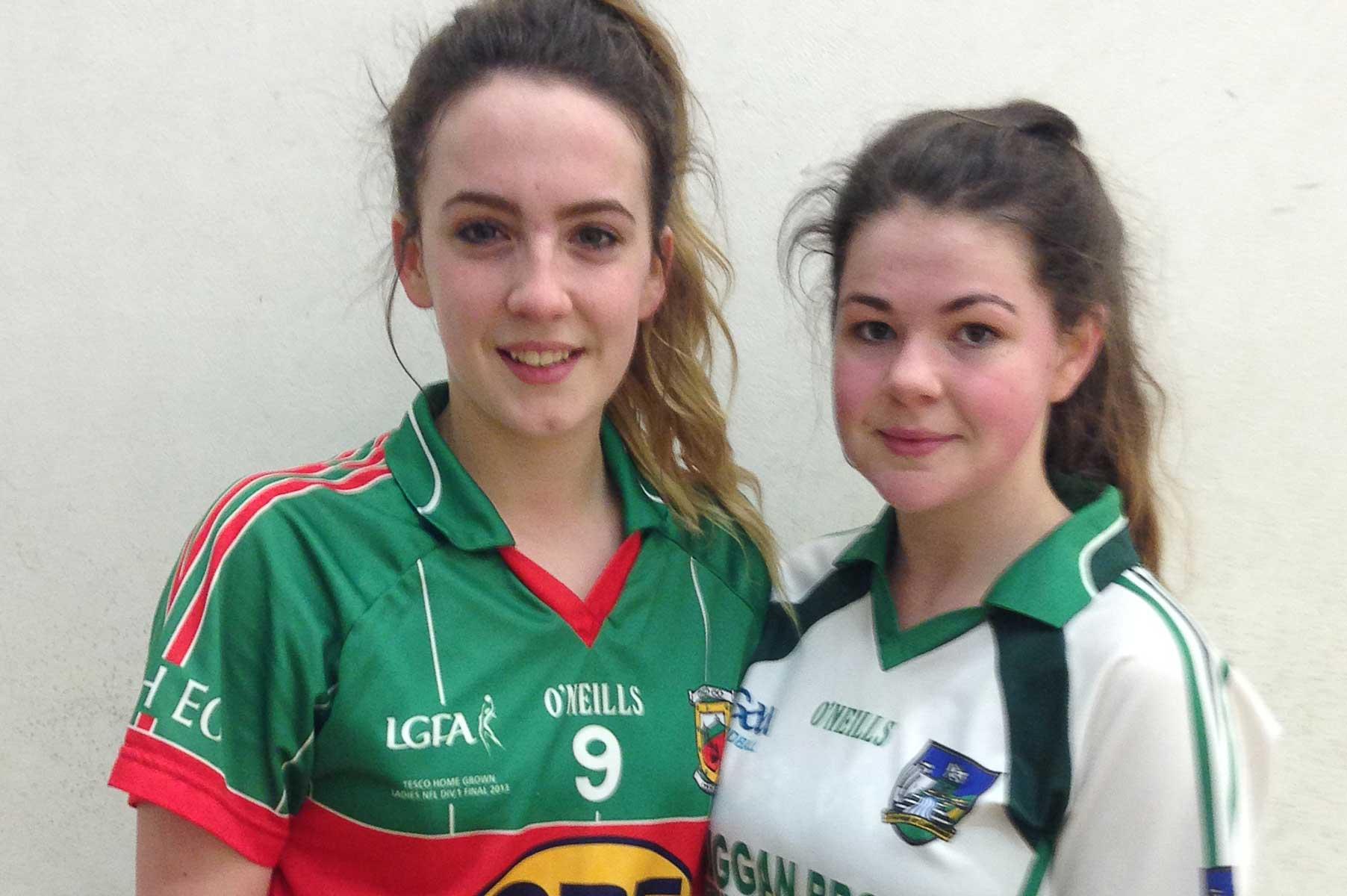 Handball All Ireland Finals Here Clodagh Comes