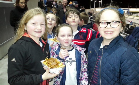 'Night at the Dogs' Fundraiser