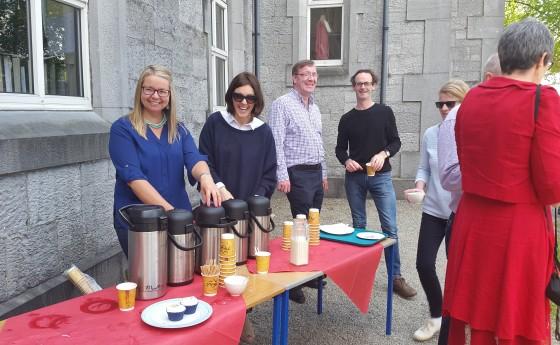 Lá na Chéad Chomaoineach/ First Holy Communion Day