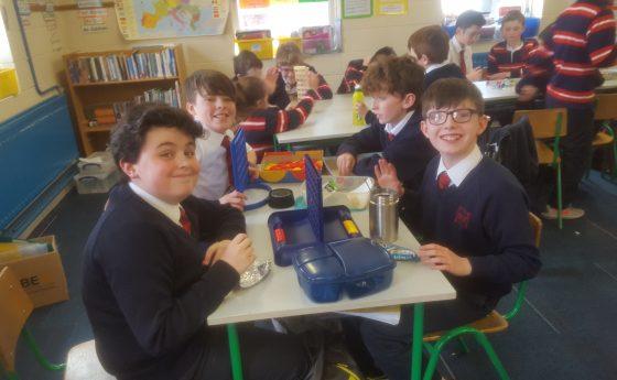 Cluichí Boird le Rang a 6/ Board Games with 6th Class
