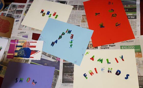Ceardlann Phriontála/ Print Workshop