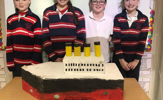 An Titanic i Rang V, Seomra E/ The Titanic in Rang V, Seomra E
