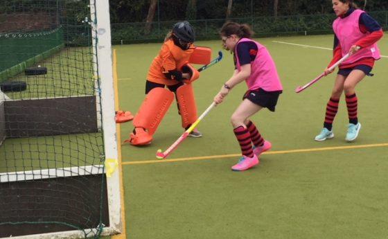Blitz Haca i Villiers/ Hockey Blitz in Villiers