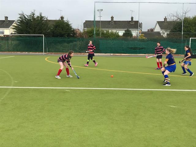 Blitz Haca in Institiúid na gCaitliceach/ Hockey Blitz in Catholic Institute