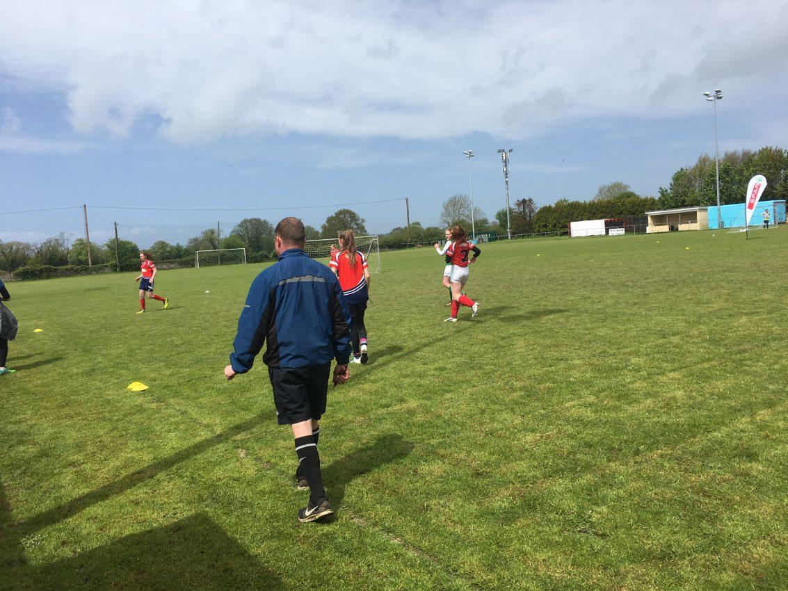 Comórtas FAI 5-aside – Craobh na Mumhan / FAI 5-aside – Munster Finals