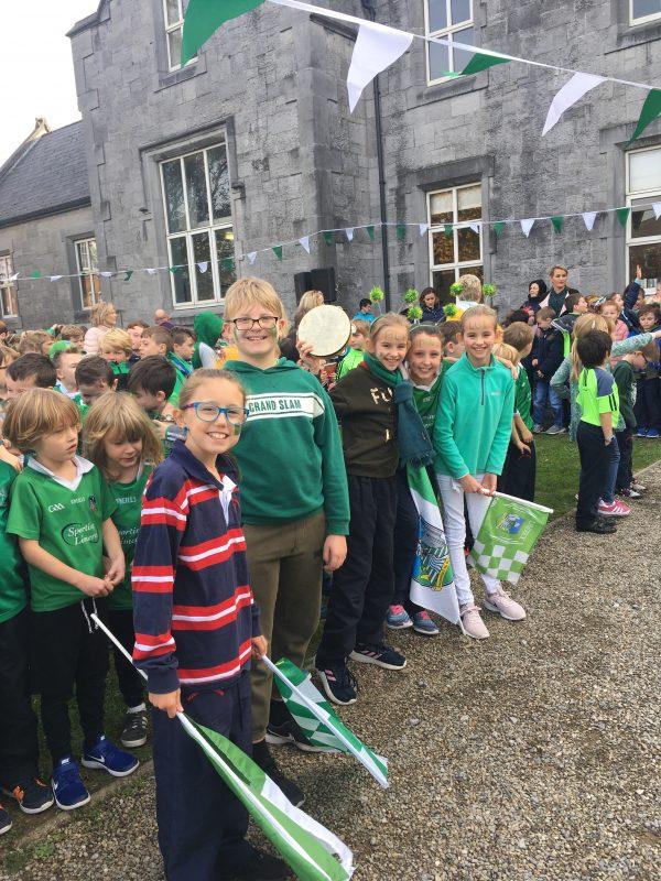 Luimneach Abú! Well done Limerick!