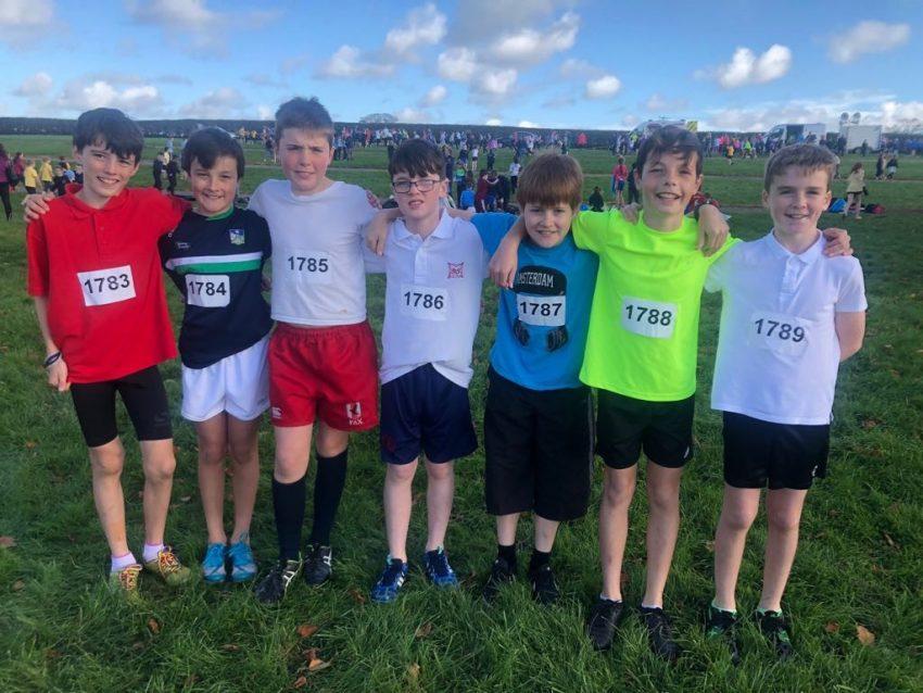 Comórtas Lúthchleasaíocht Bunscoile/ Primary Schools Athletics