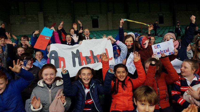 Cluiche Ceannais Faoi-13/ Under-13 Football Final