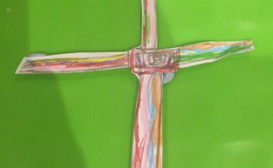 Lá 'le Pádraig le Naíonáin Shóisearacha S7/ St Patrick's Day with Junior Infants S7
