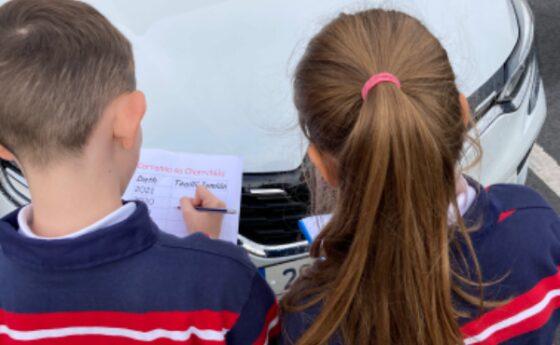 Seachtain na Matamaitice i Seomra 13 / Maths Week in Seomra 13